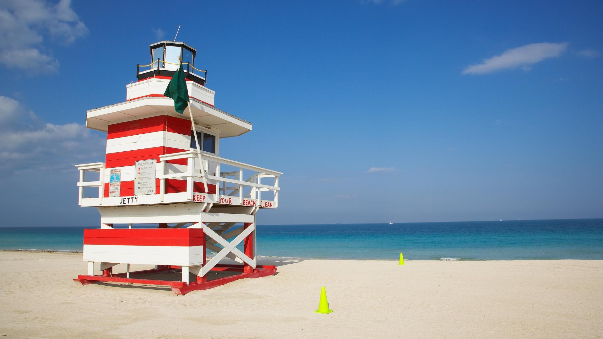 Miami Beach Screensaver