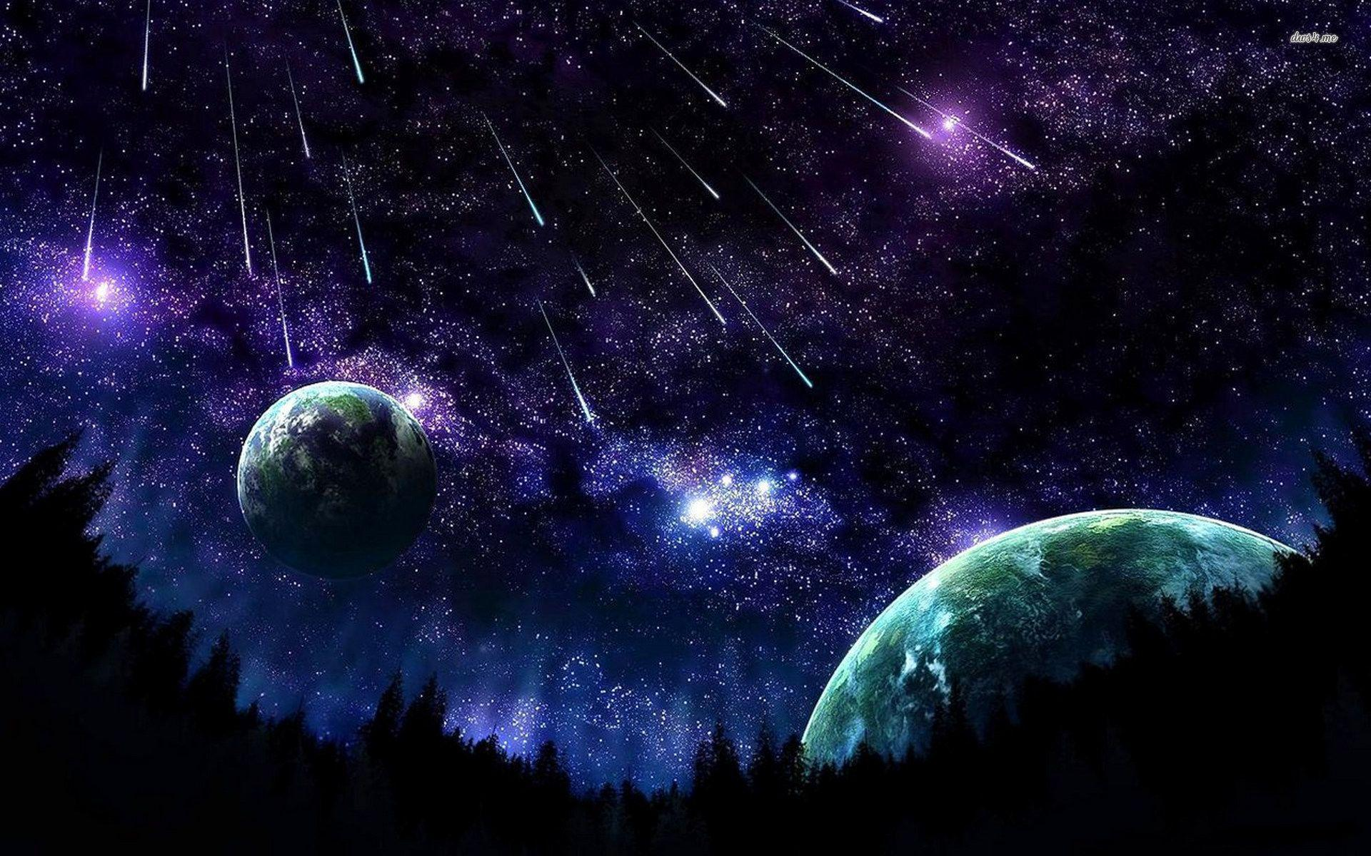 Night Sky Screensaver