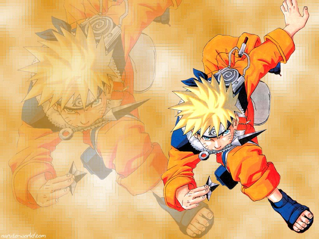Naruto Wallpaper Cartoon