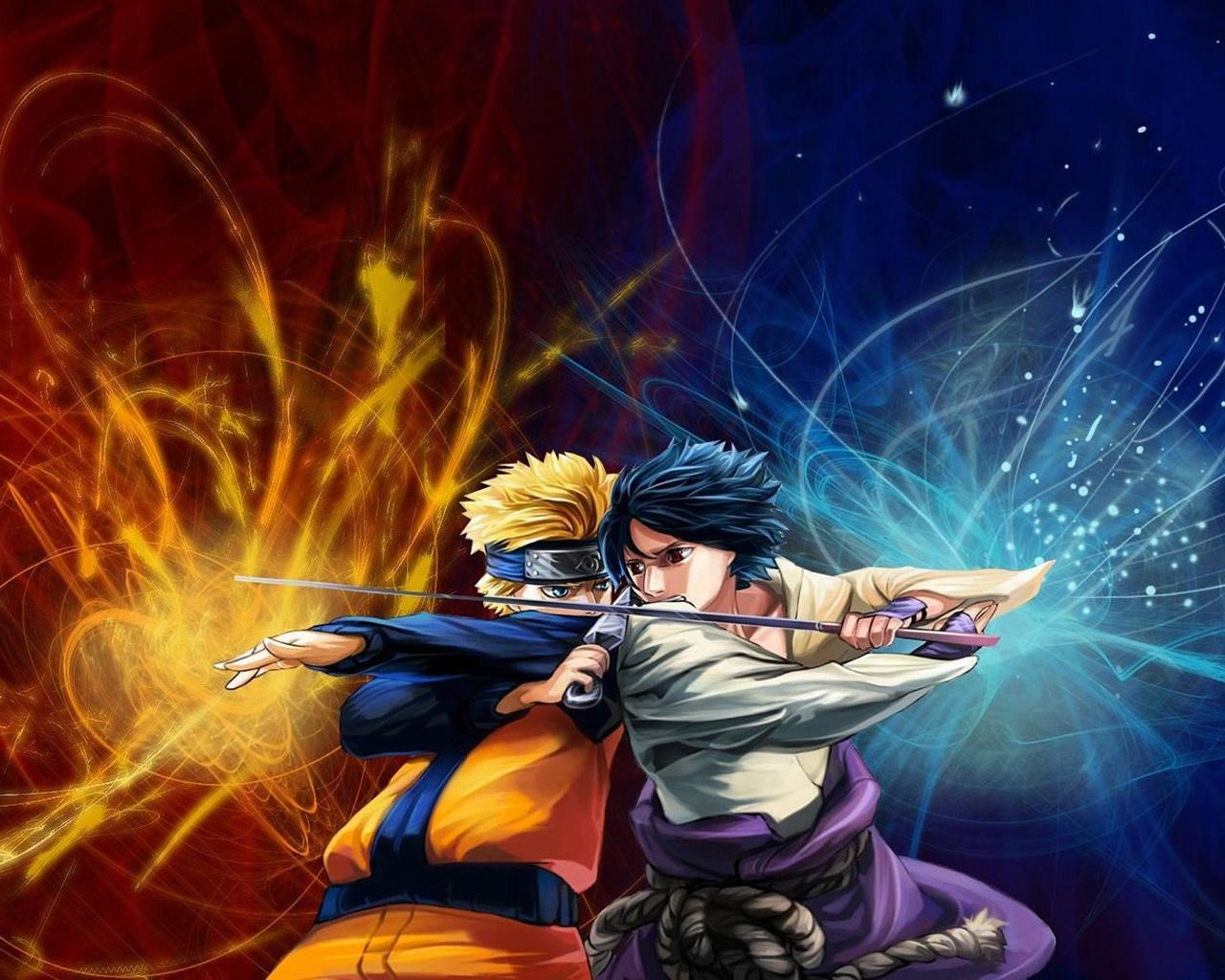 Epic Naruto Background