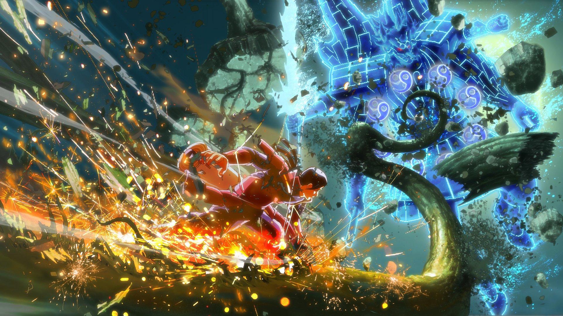 Naruto Shippuden HD Desktop