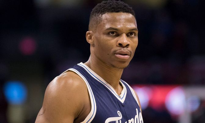 Russell Westbrook NBA Player