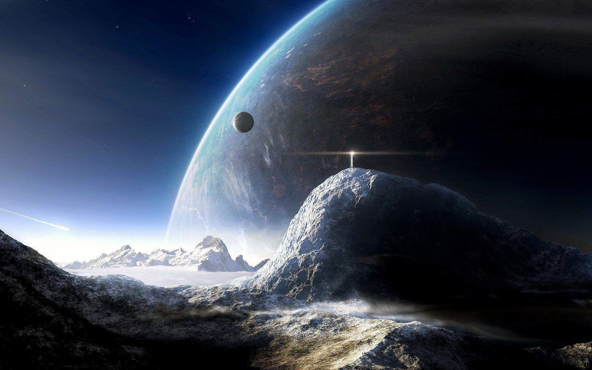 Sci Fi Screensavers
