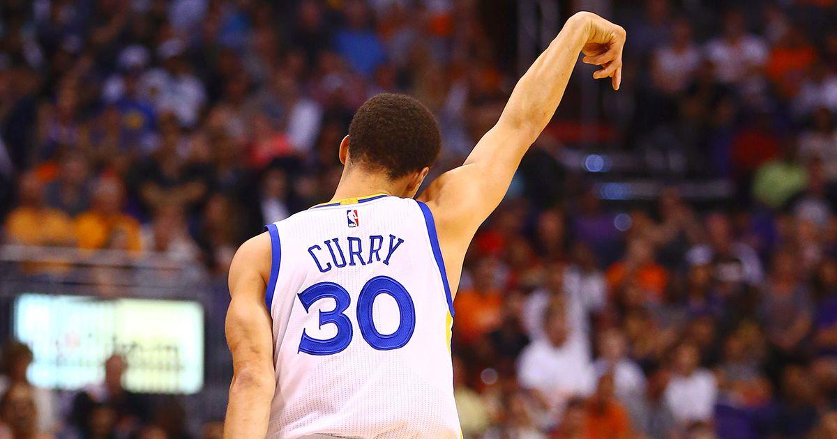 Stephen Curry Shot