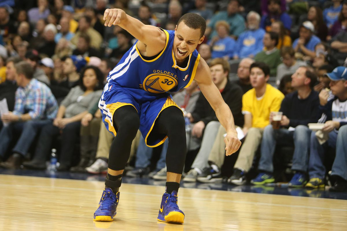 Stephen Curry Ankle