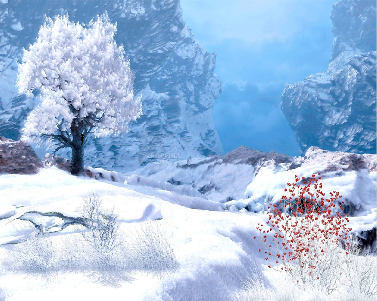 Animated Winter Backgrounds