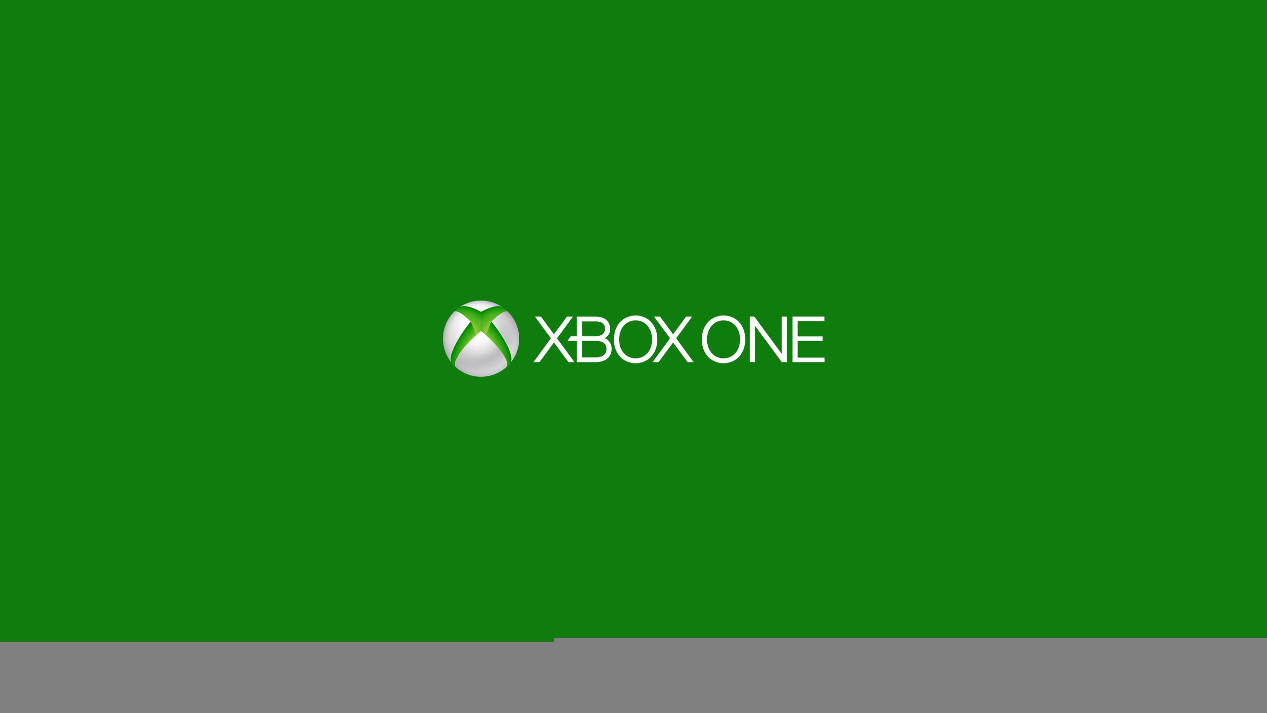 Xbox One Logo Green