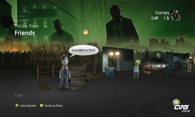 Xbox 360 Themes