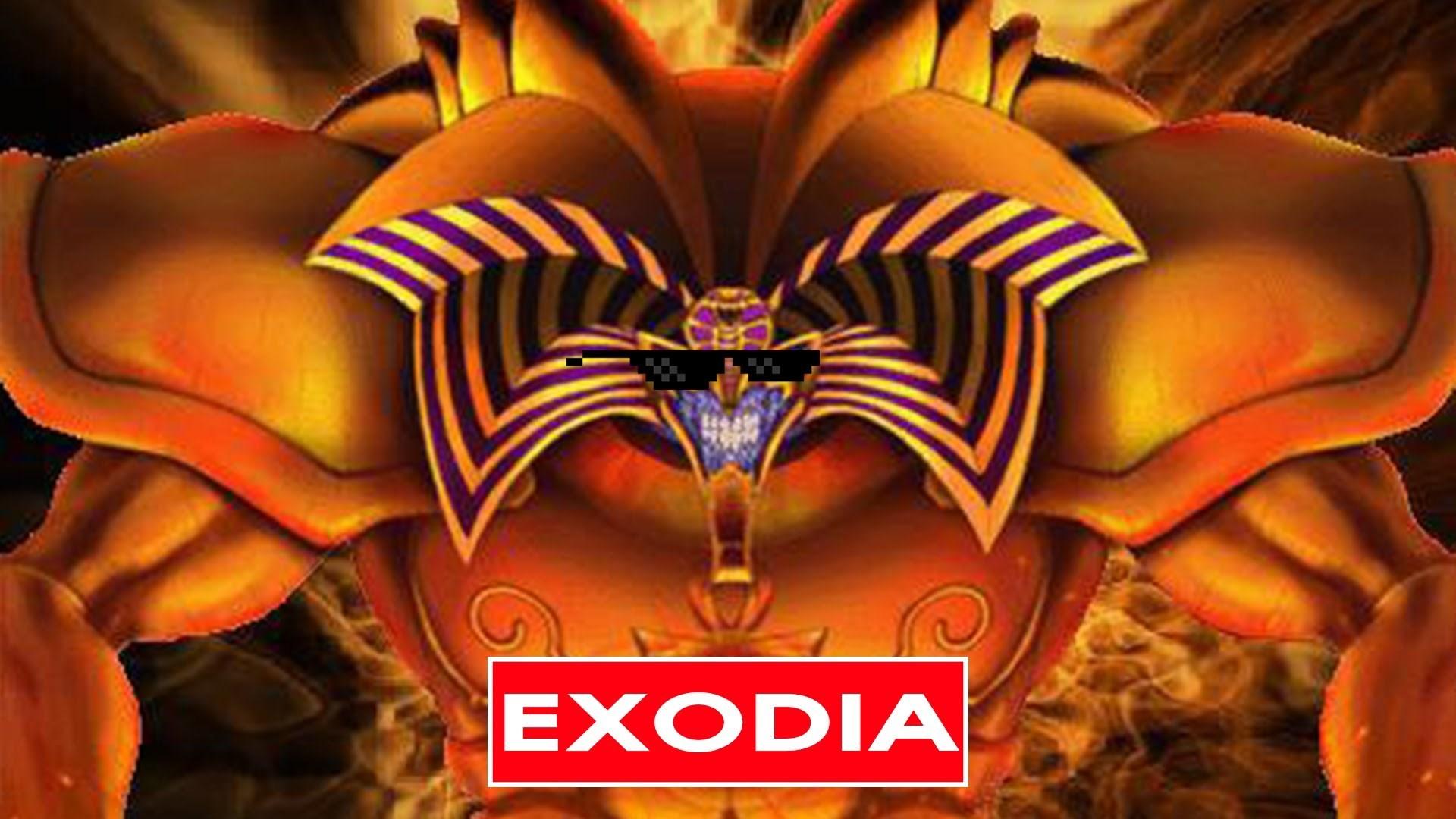 Exodia Wallpaper