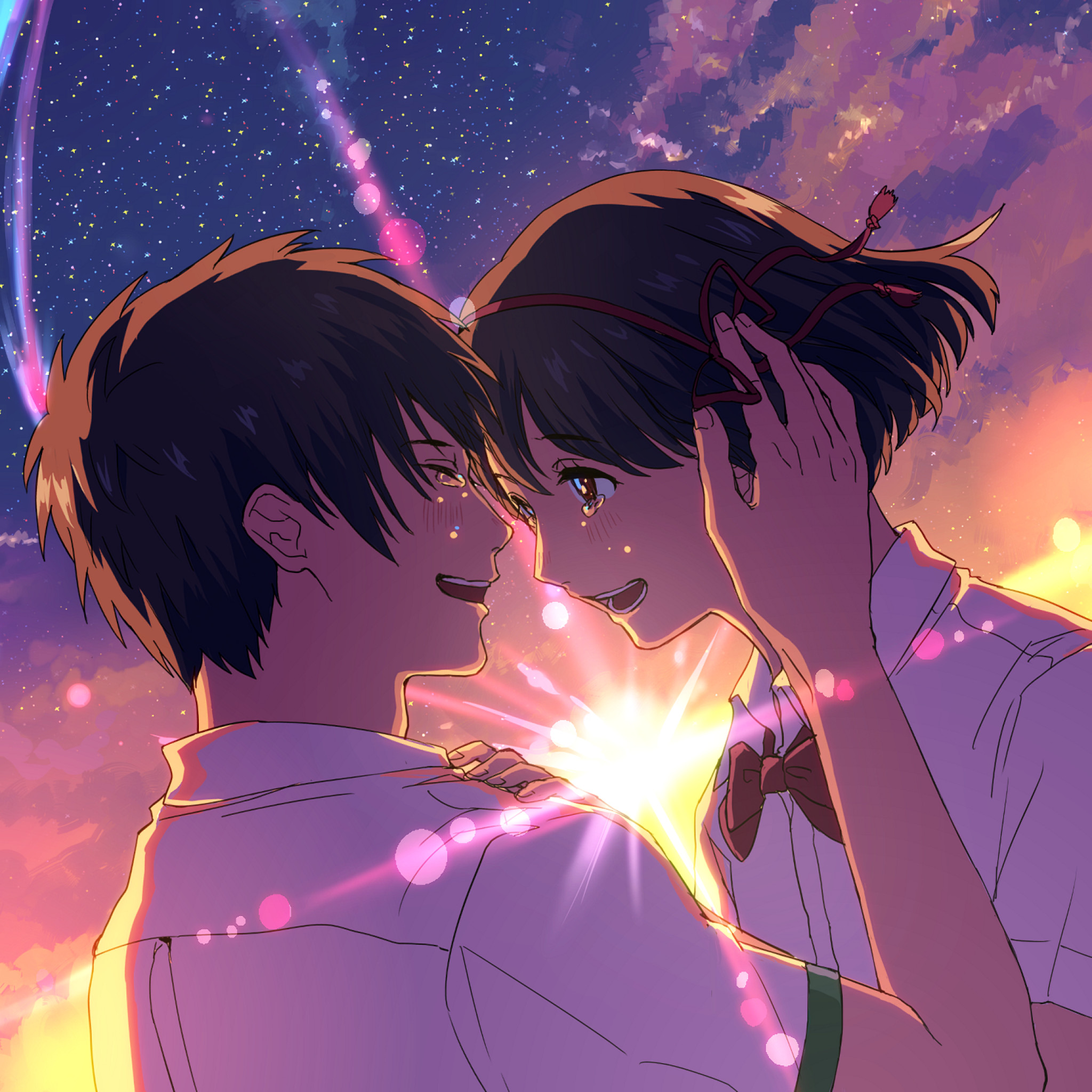 Cute Anime Love Backgrounds
