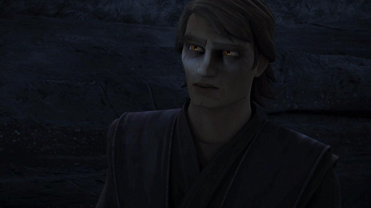 Star Wars Evil Anakin Skywalker