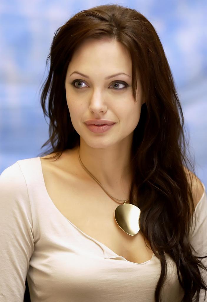 Angelina Jolie High
