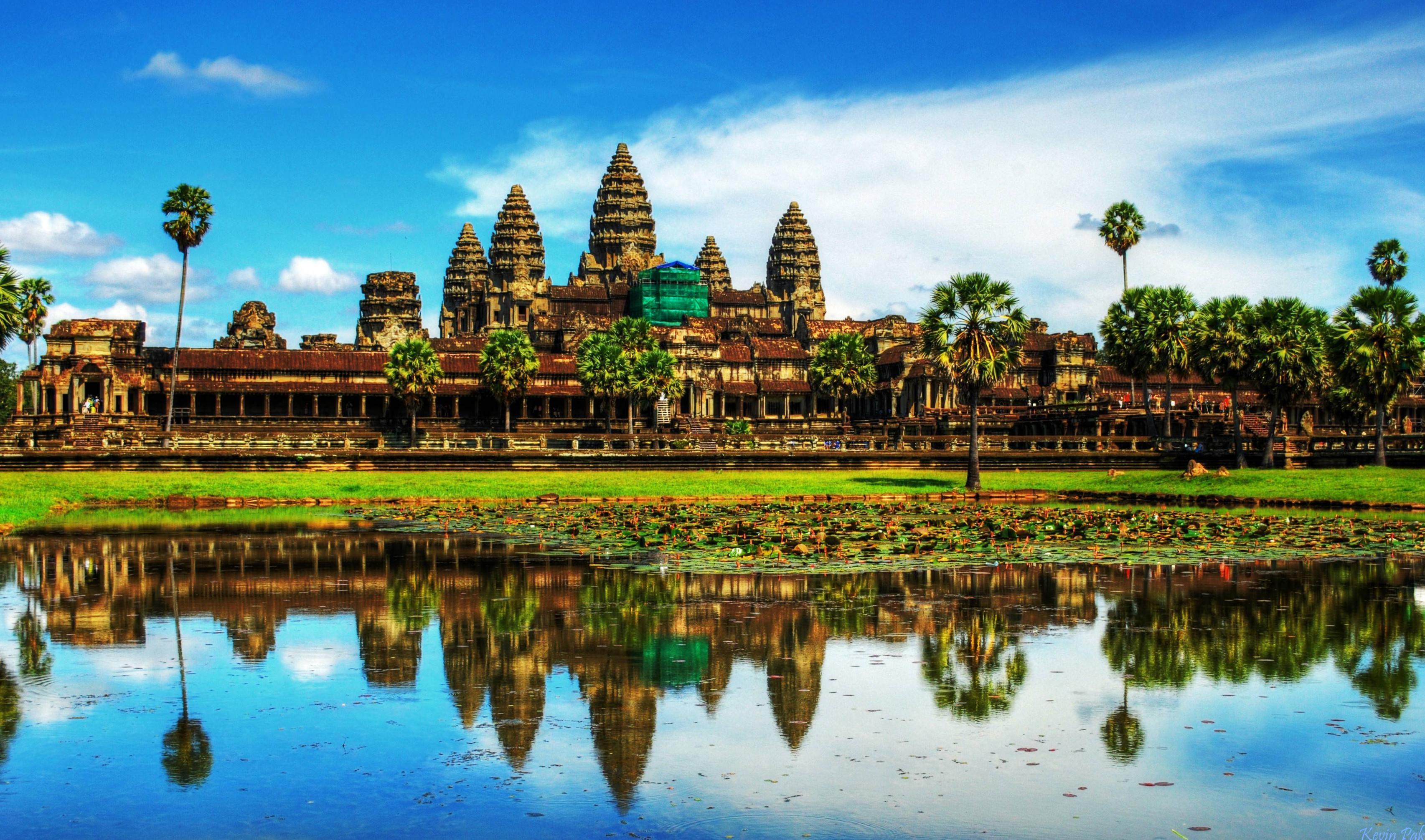Angkor Wallpaper