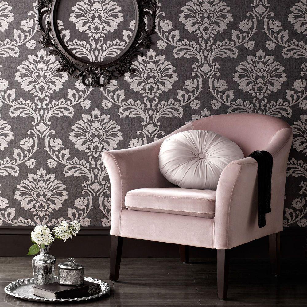 Brown and Gray Wallpaper