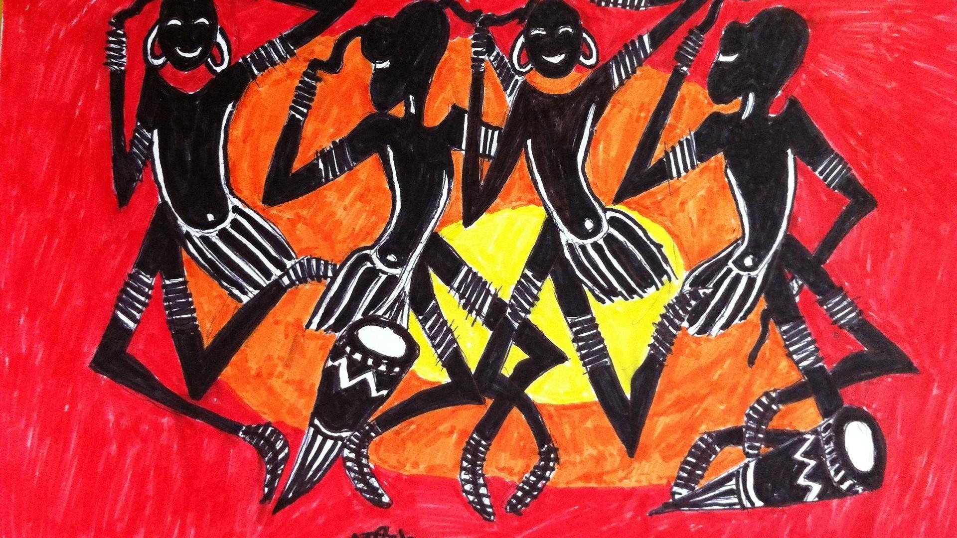 African Art HD Wallpapers