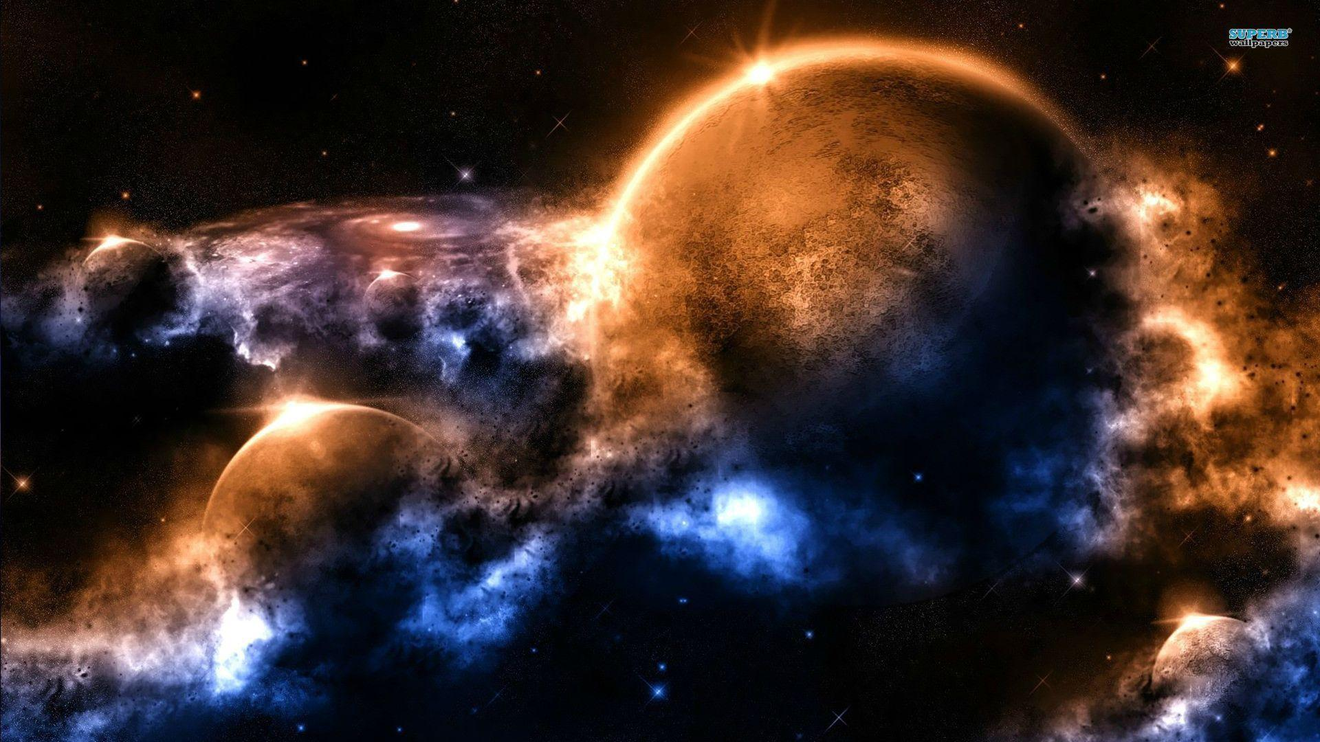 Amazing Space Wallpapers HD