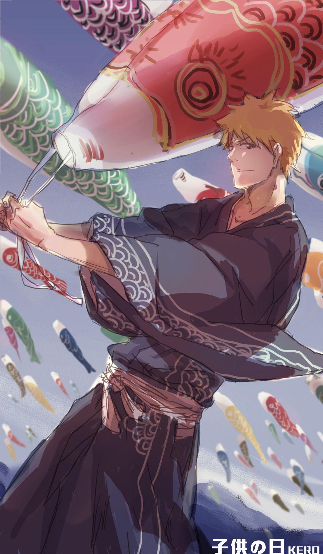 Manga Bleach Characters