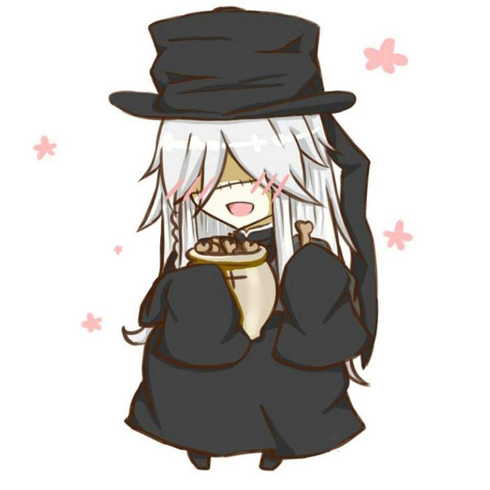 Cute Chibi Black Butler