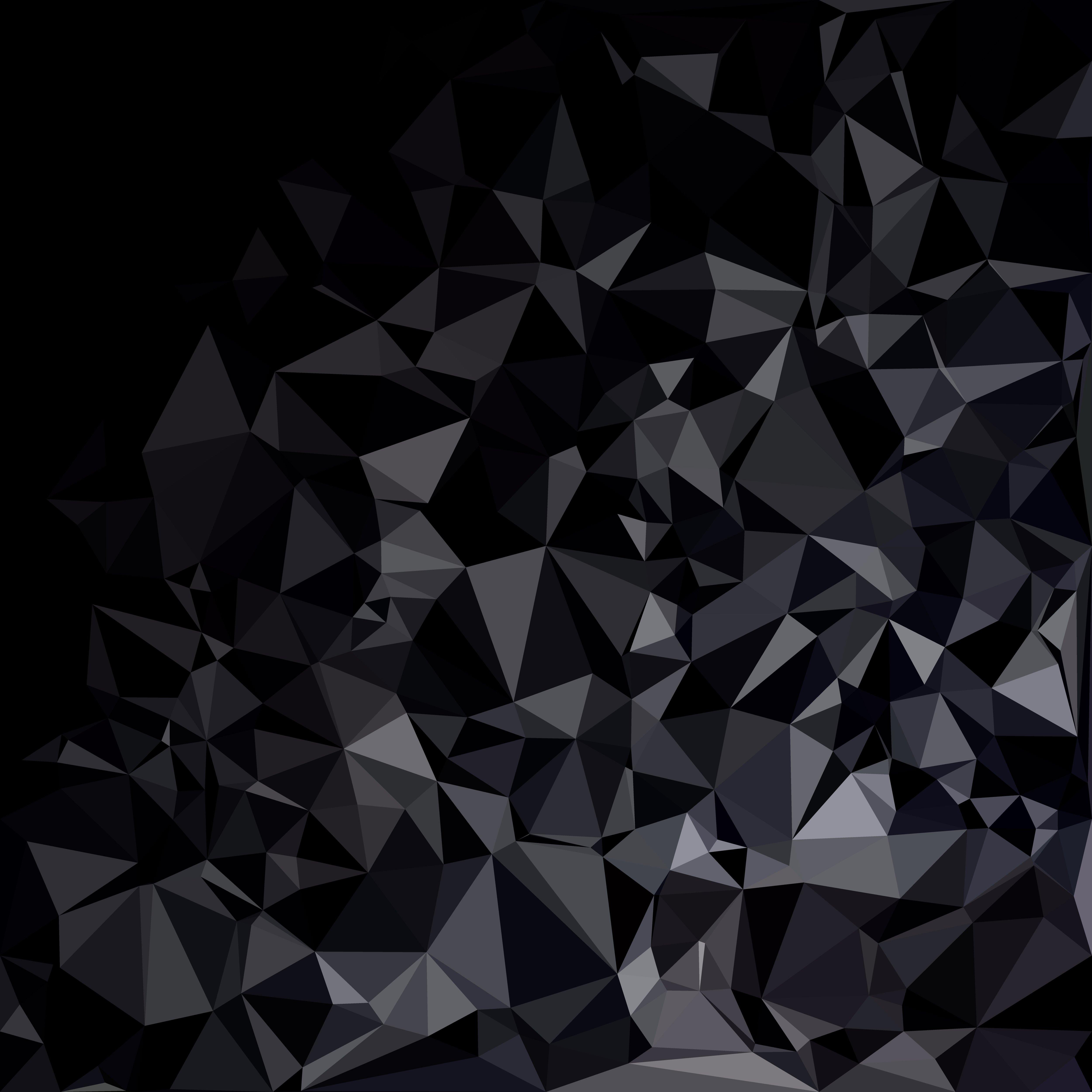 Black Vector Design