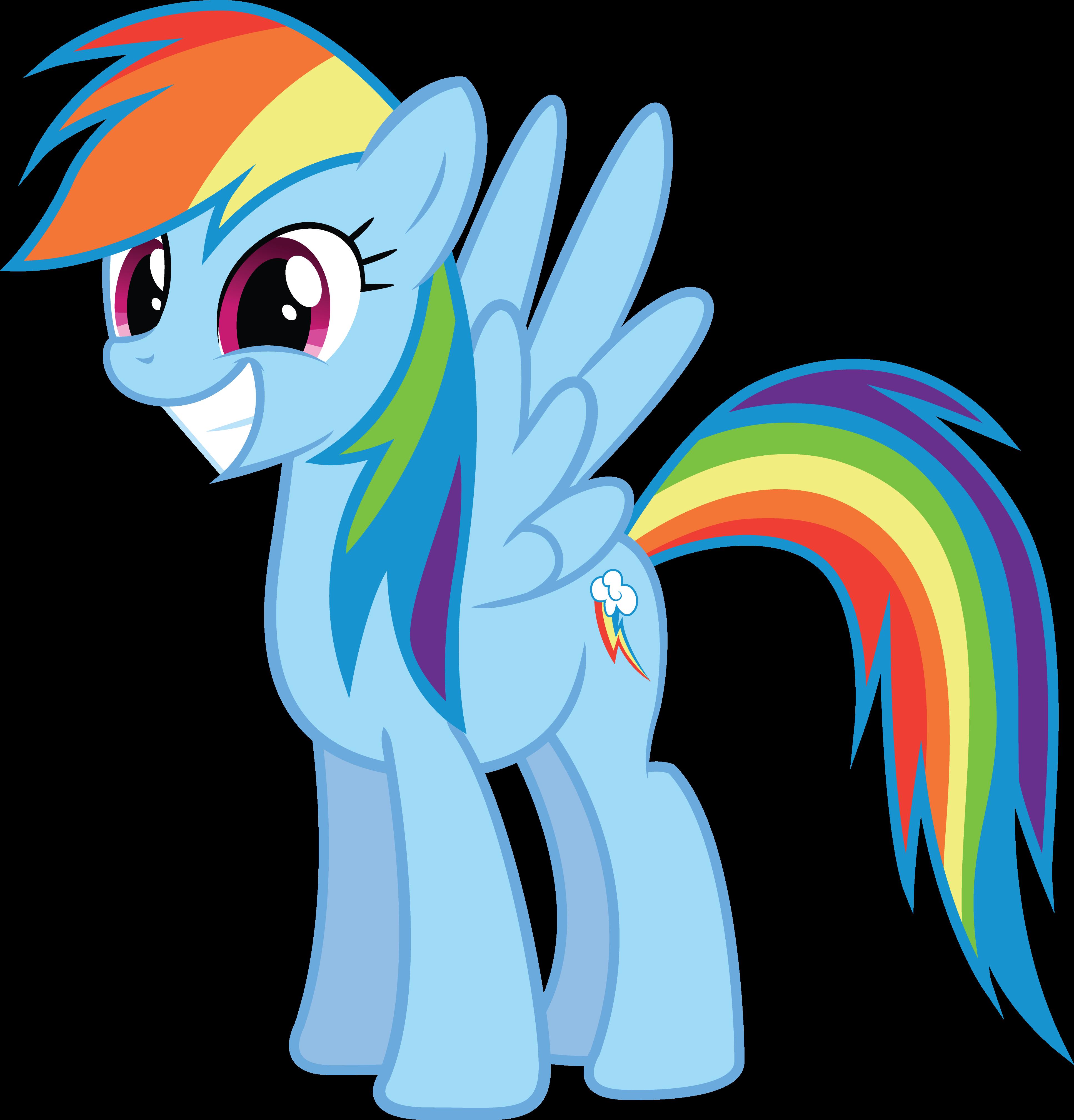 Rainbow Dash Gallery