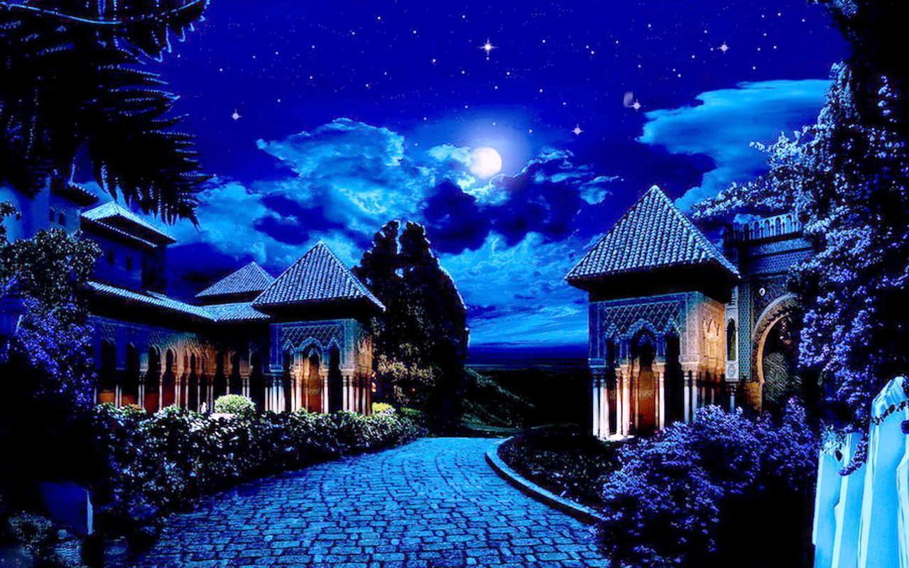 Starry Night Screensaver