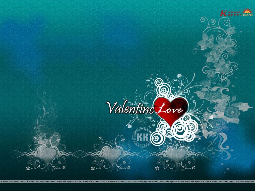 Free Valentine Animated Desktop