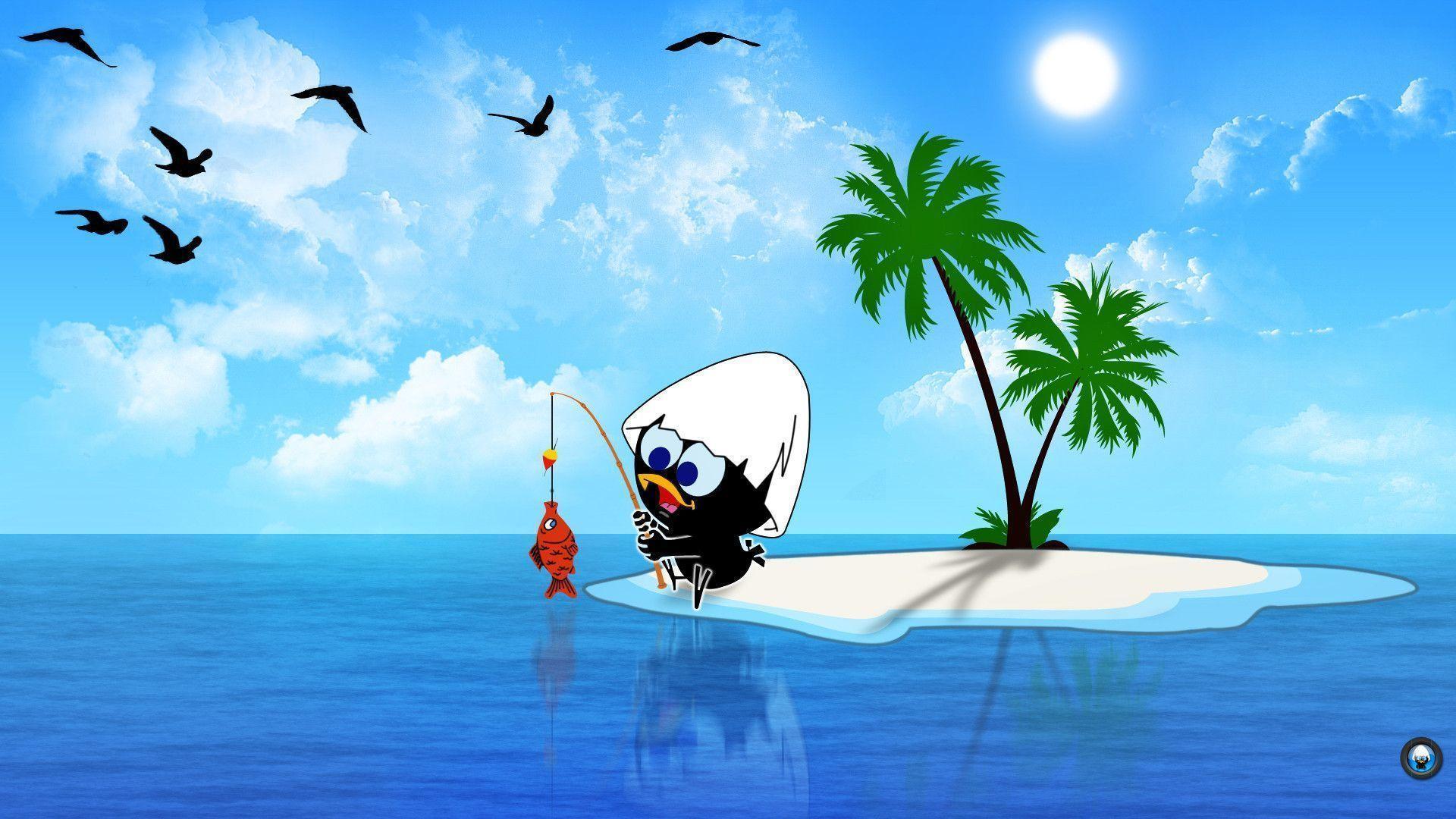 Free Cartoon Wallpaper Backgrounds
