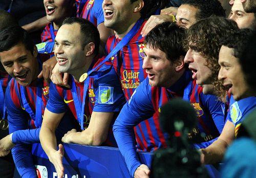 Lionel Messi Team