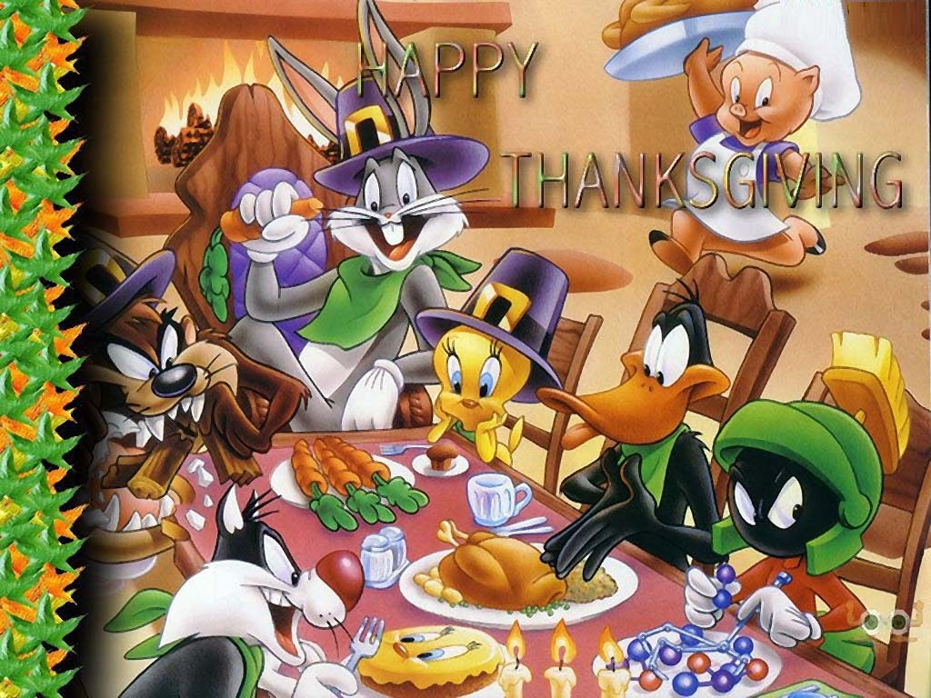 Looney Toons Thanksgiving