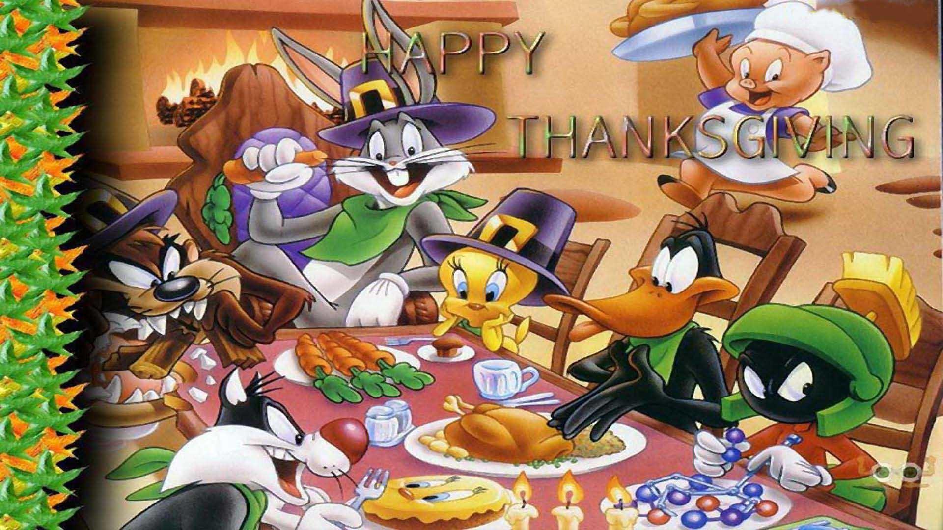 Disney Thanksgiving Desktop