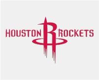 Houston Rockets 3D Logos