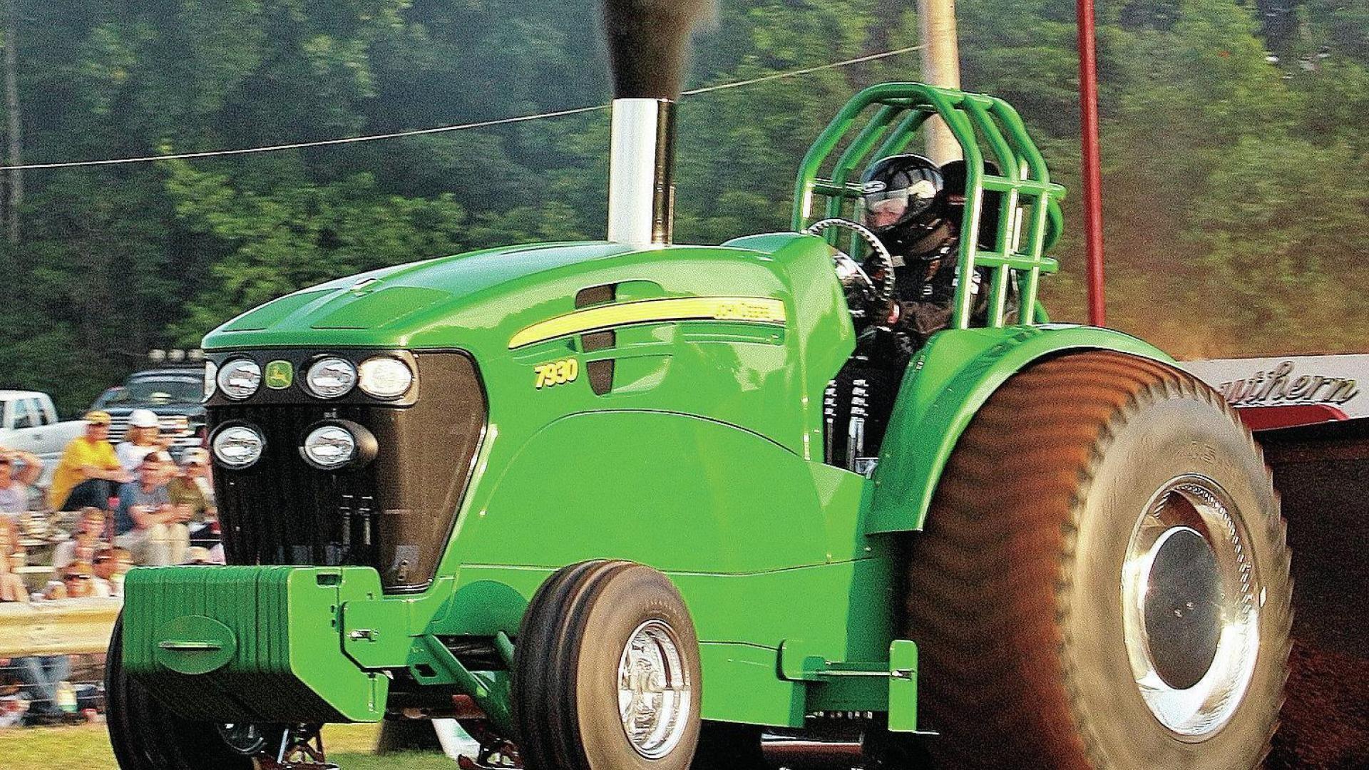 Tractor Wallpaper HD