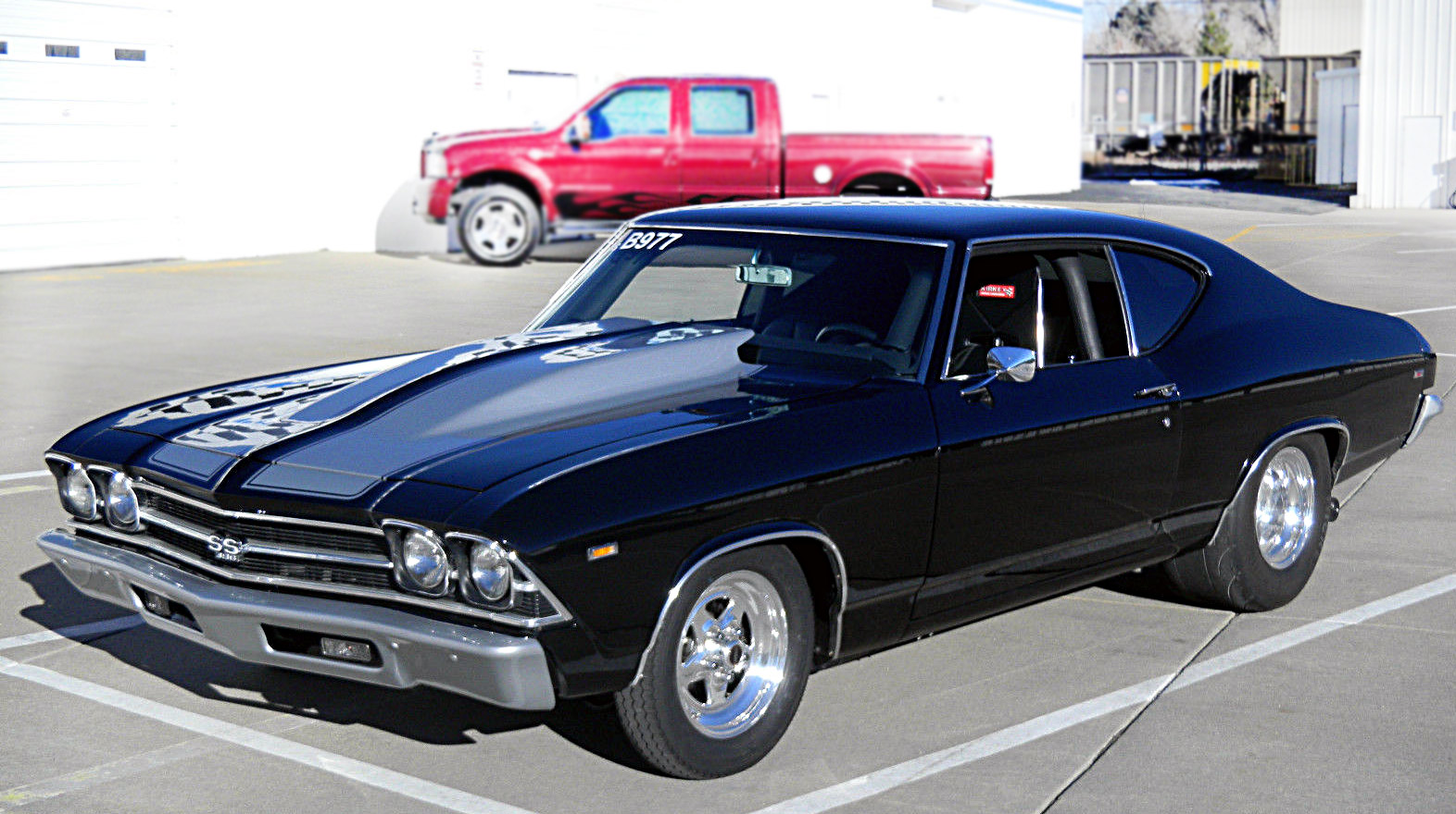 Chevrolet Muscle Cars