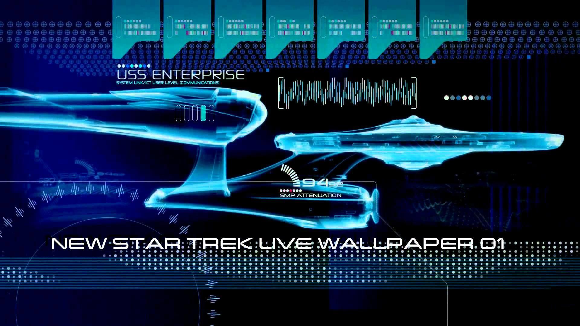 Star Trek Computer Desktop Wallpaper
