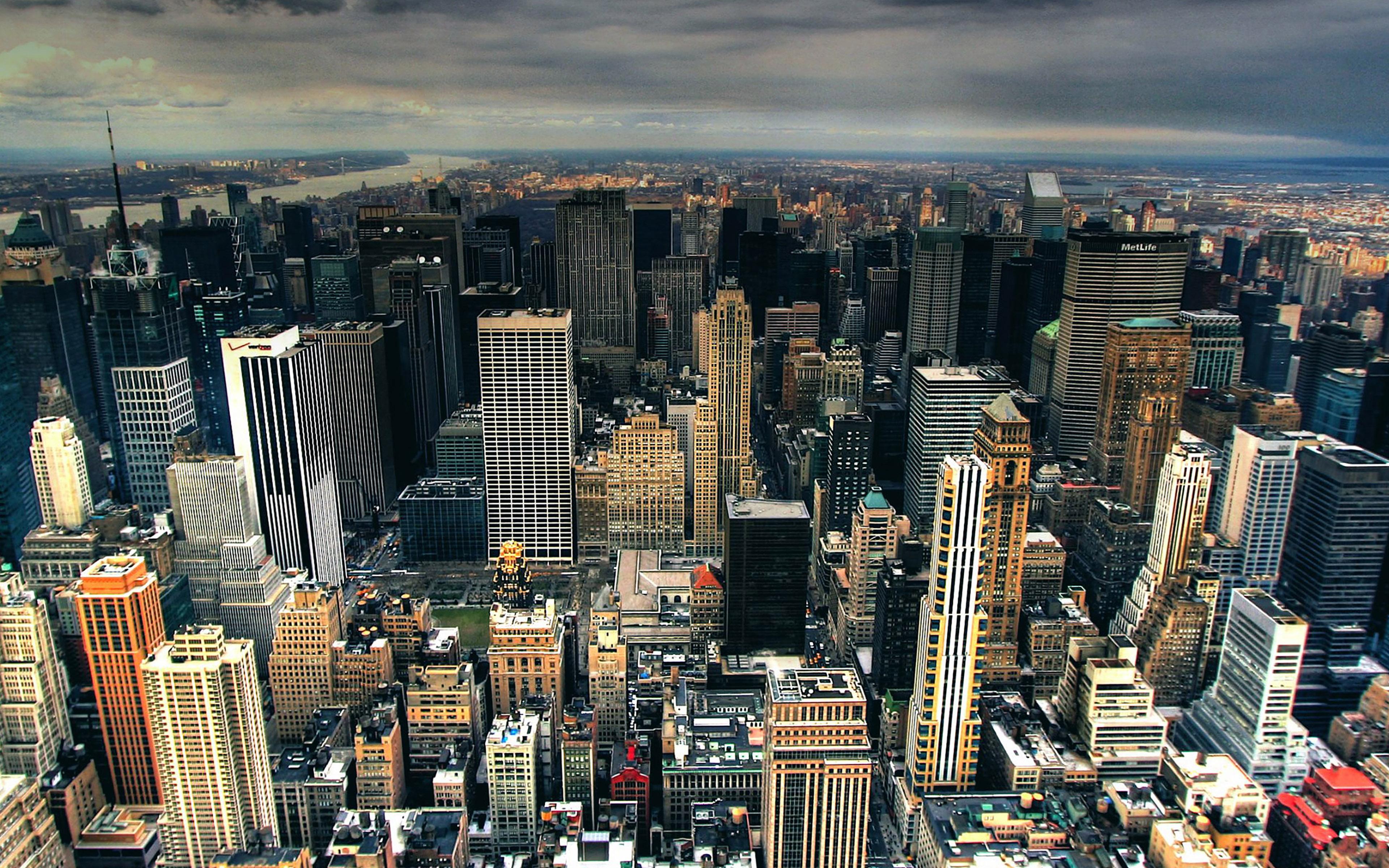 4K Ultra HD Wallpaper New York