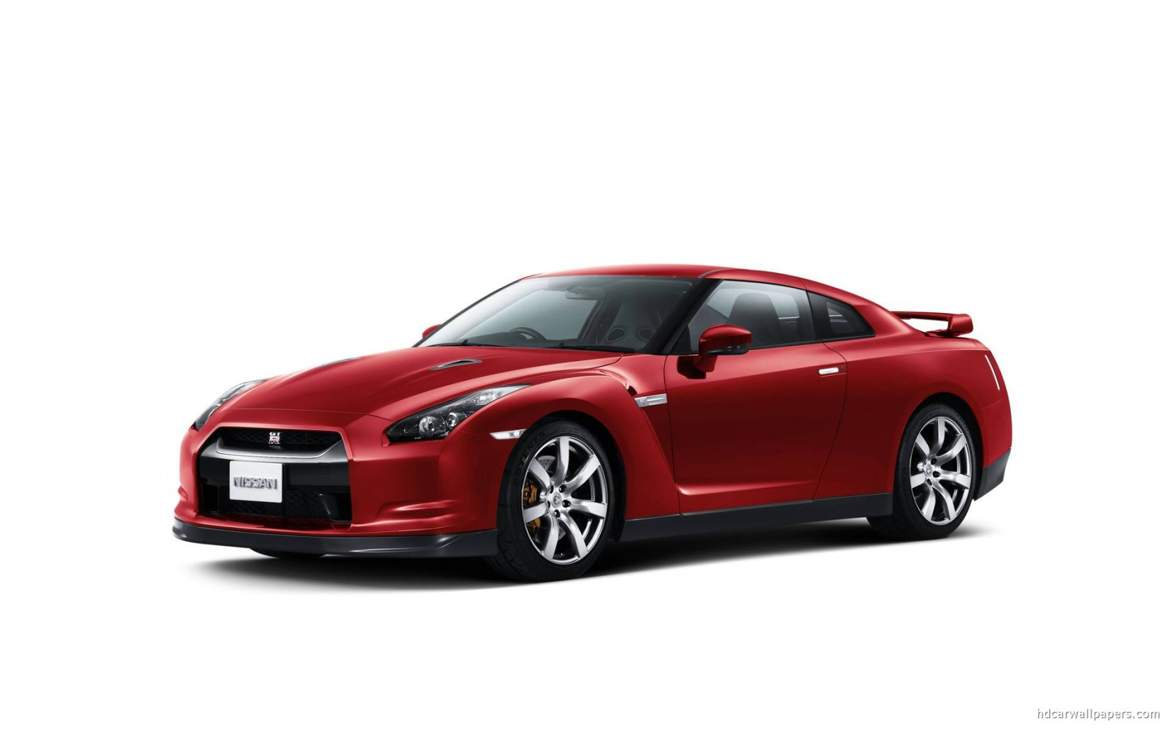 Nissan GT R Red