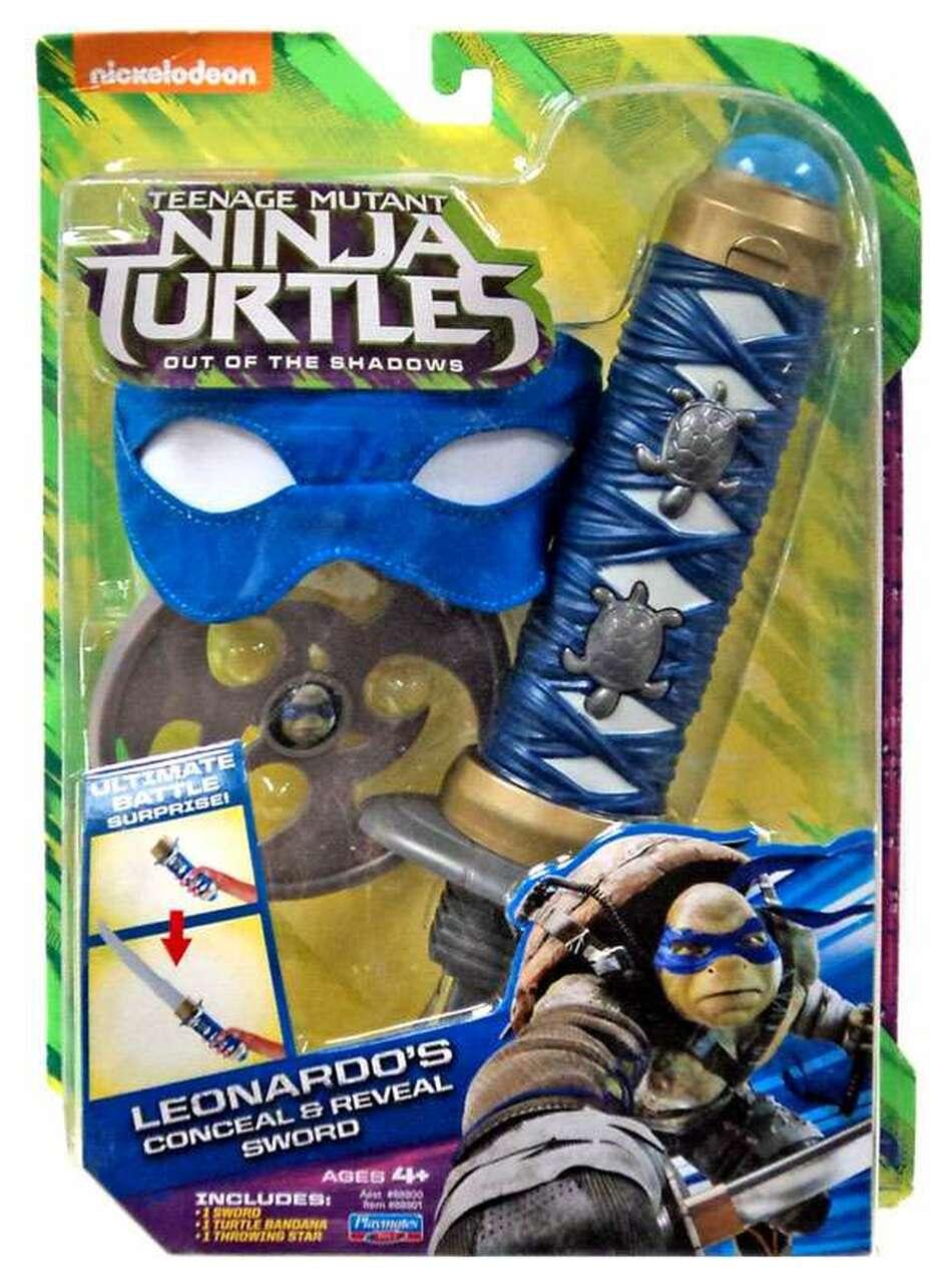 Leonardo Ninja Turtle Out of the Shadows