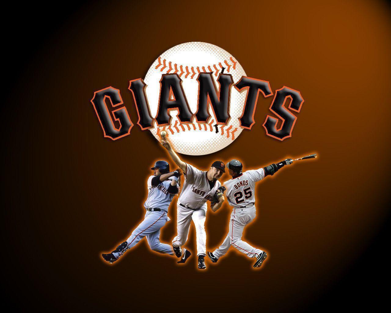 SF Giants Logo Wallpaper