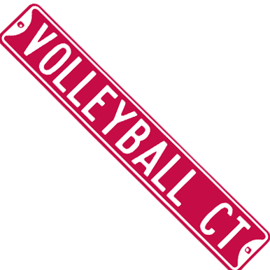 Volleyball Backgrounds for Signs
