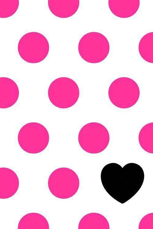 Victoria Secret Love Pink Background