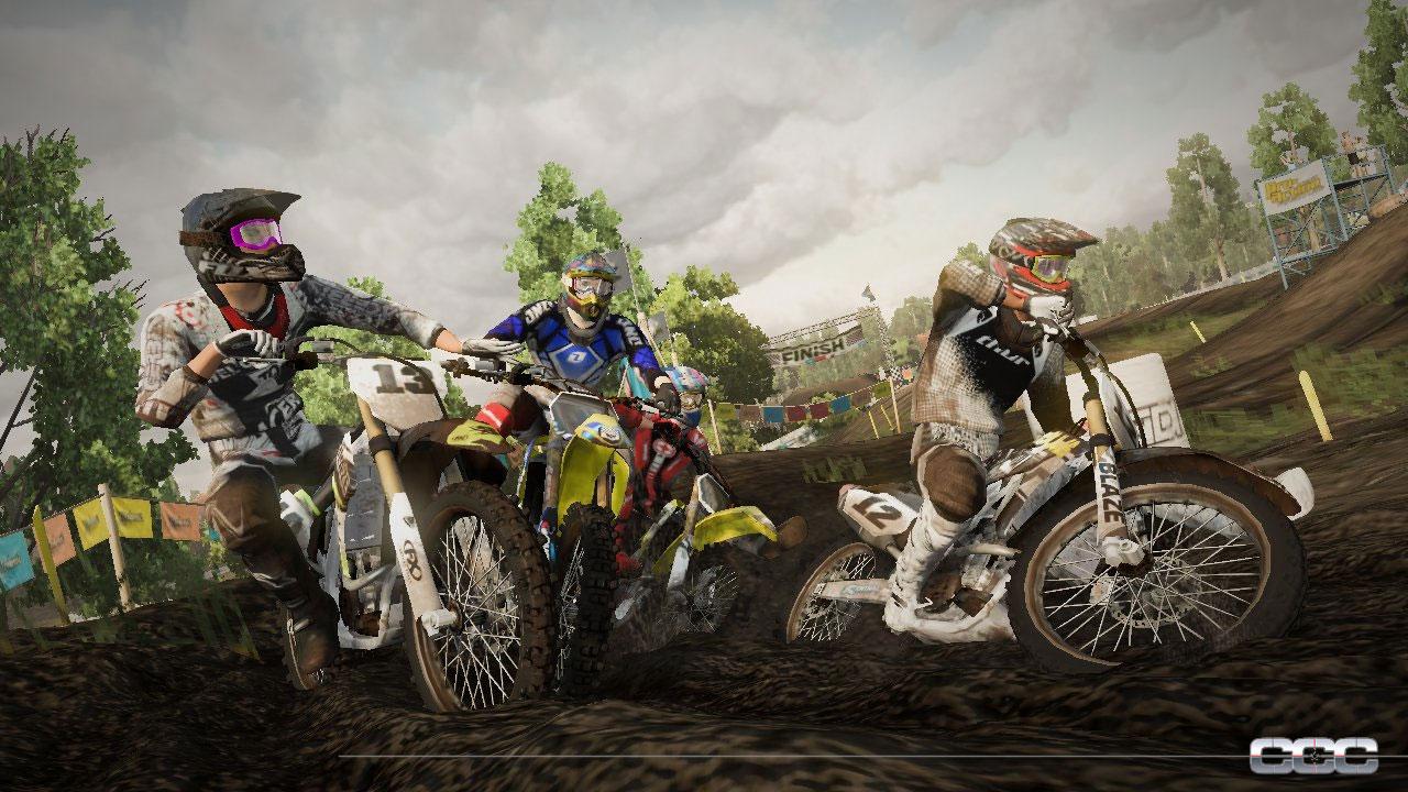 MX Vs. ATV