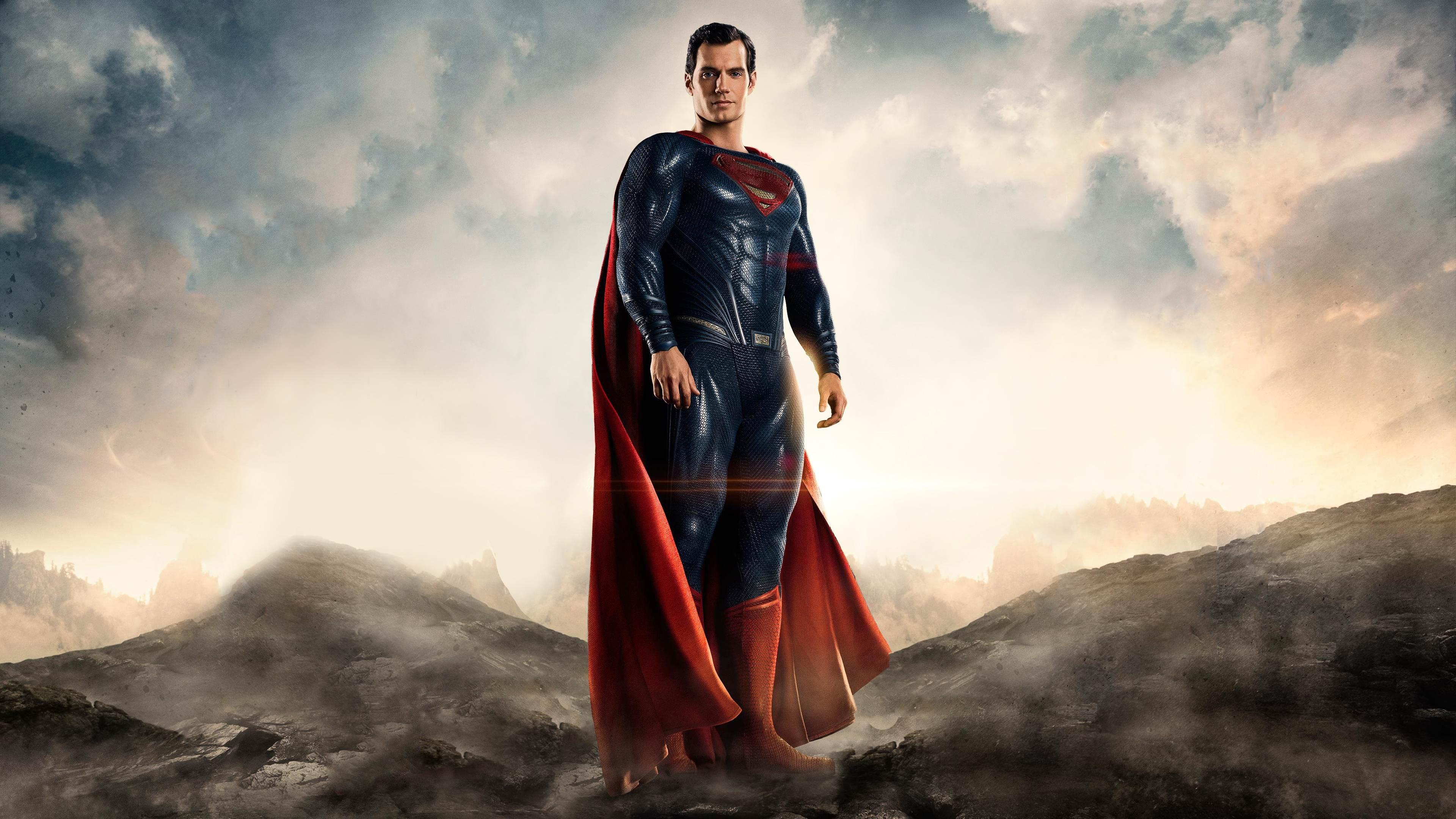 Batman V Superman 4K Wallpaper