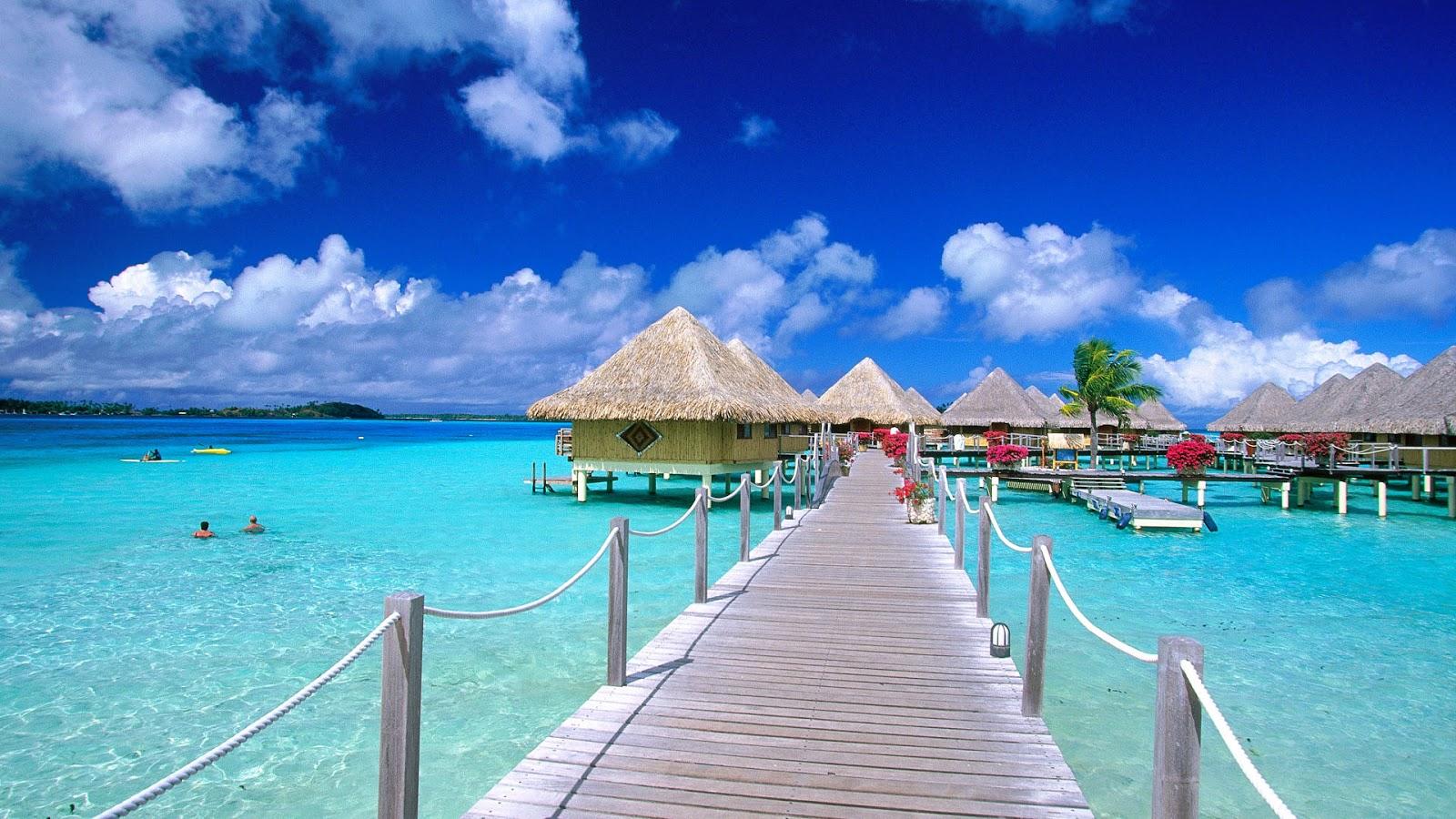 Free Desktop Backgrounds Beaches
