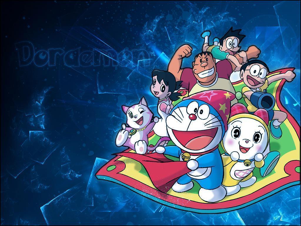 Doraemon 3D Wallpaper Windows 10