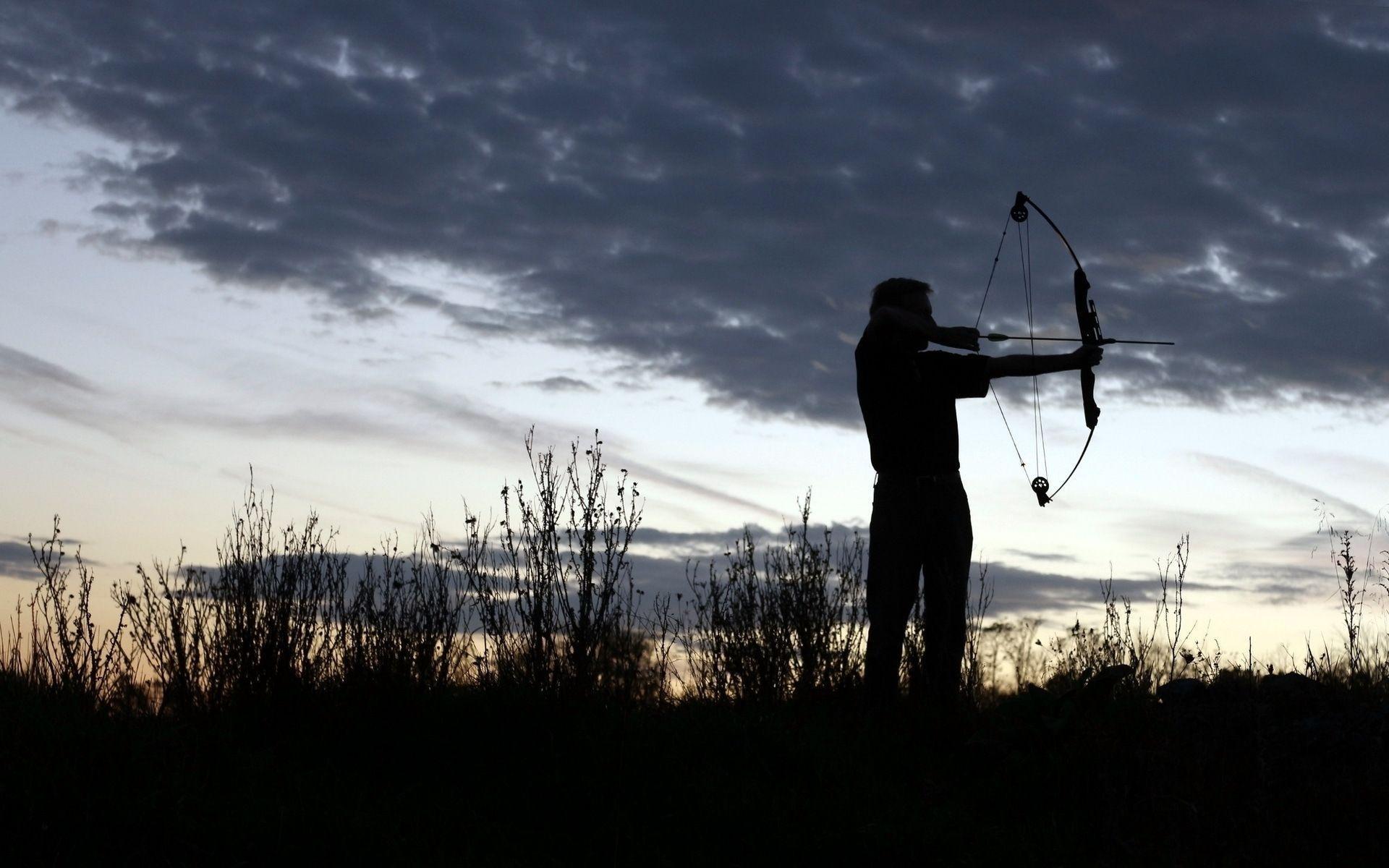 Cool Archery Wallpaper