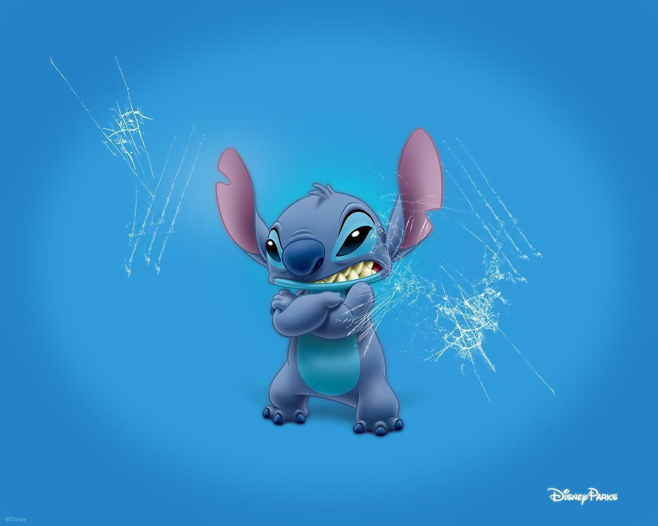 Disney Stitch Desktop