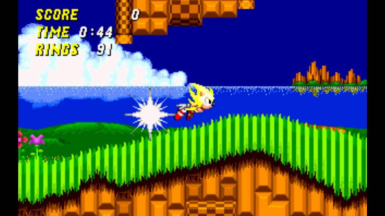 Super Sonic the Hedgehog 2