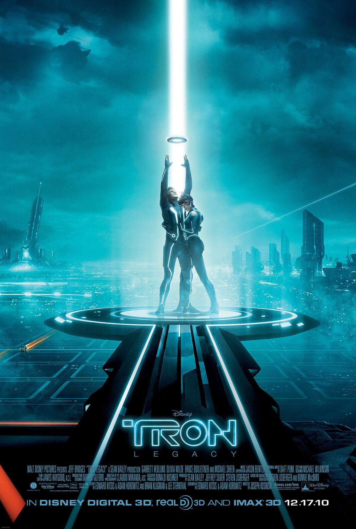 Tron Legacy Movie