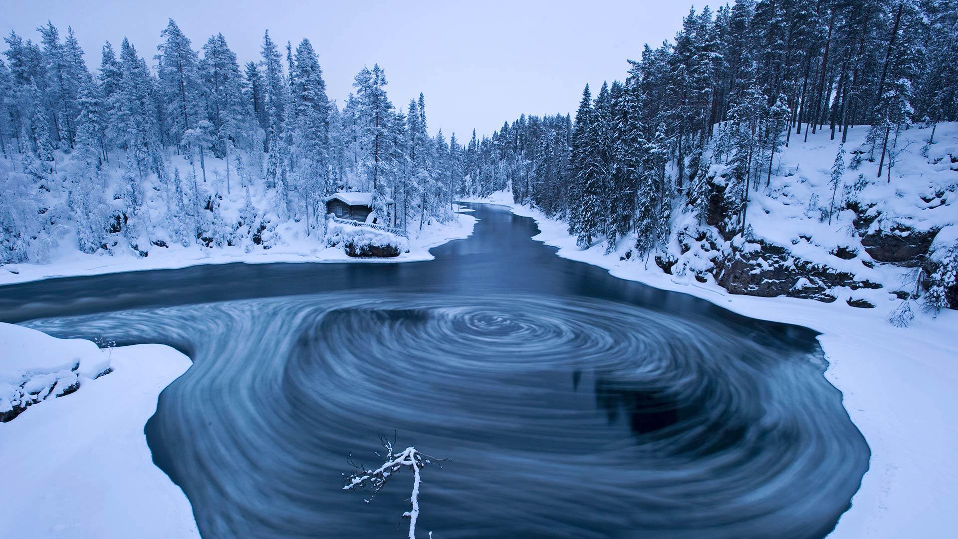 Bing Free Winter Wallpaper
