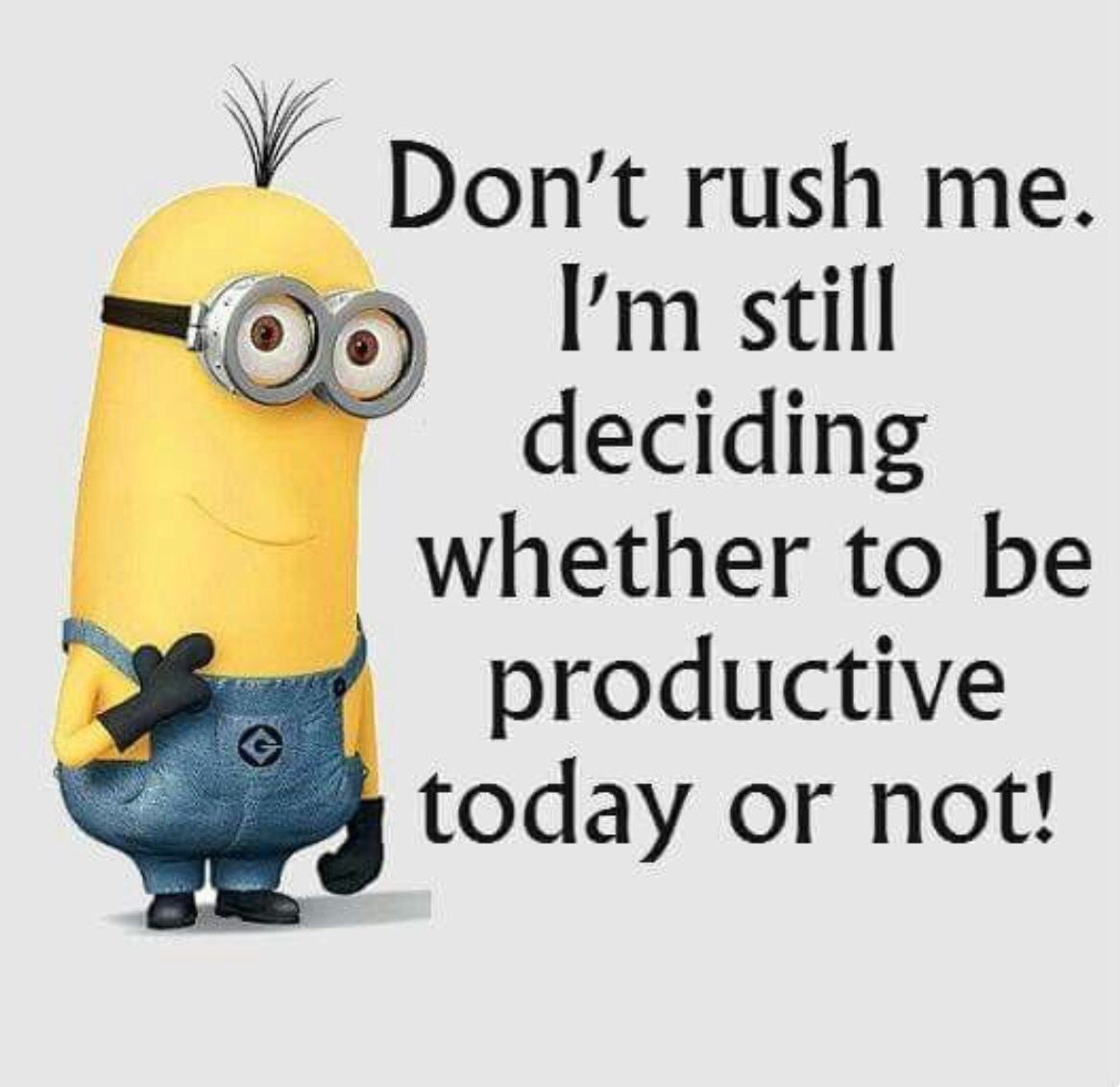 Minion Funny Tuesday Quotes